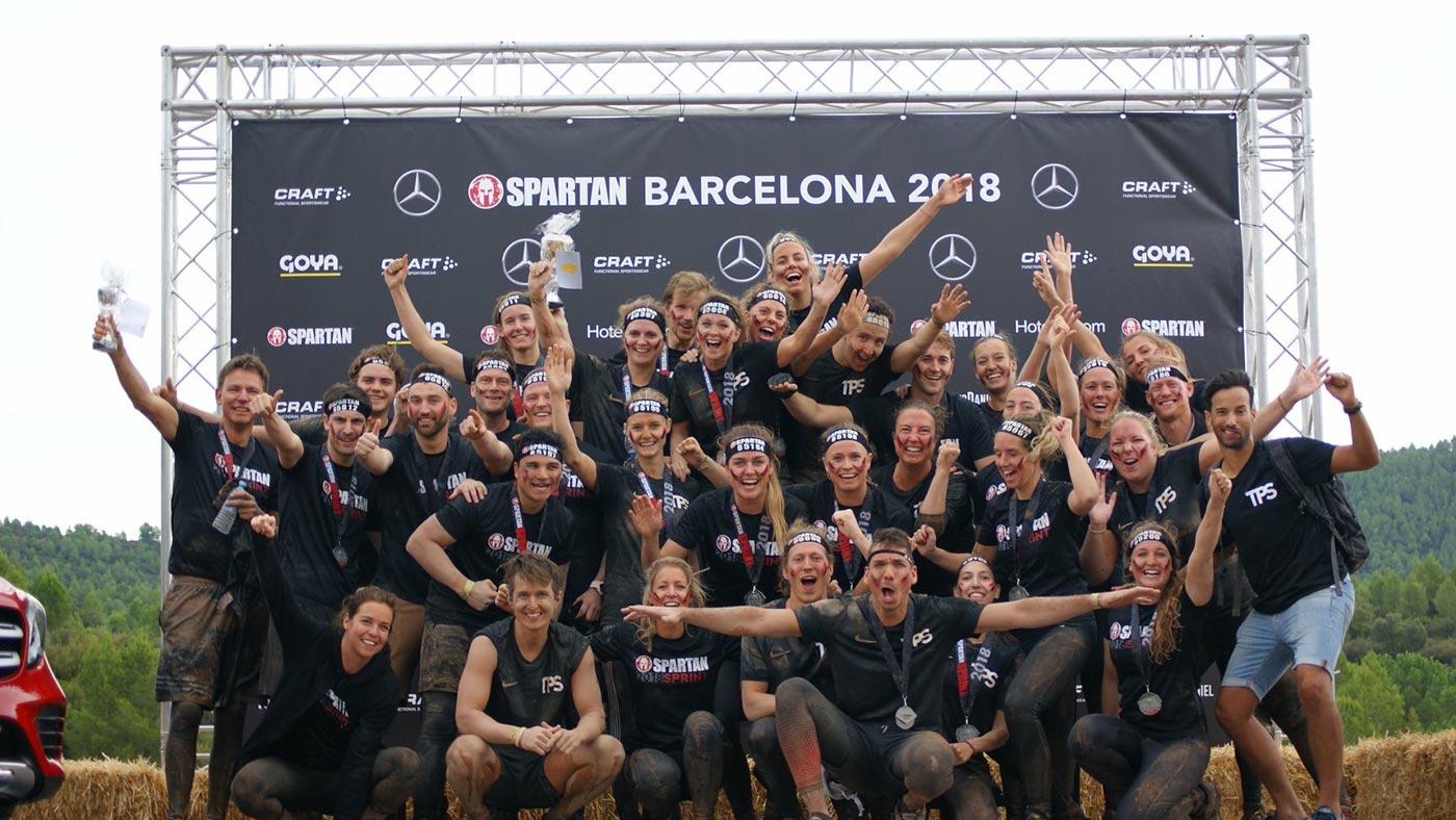 Obstakel run Barcelona | SIVKO